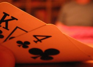 Poker, retournement situation, main poker