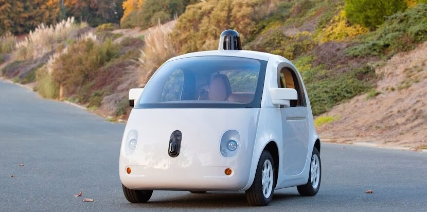 Google Car voiture sans conducteur prototype