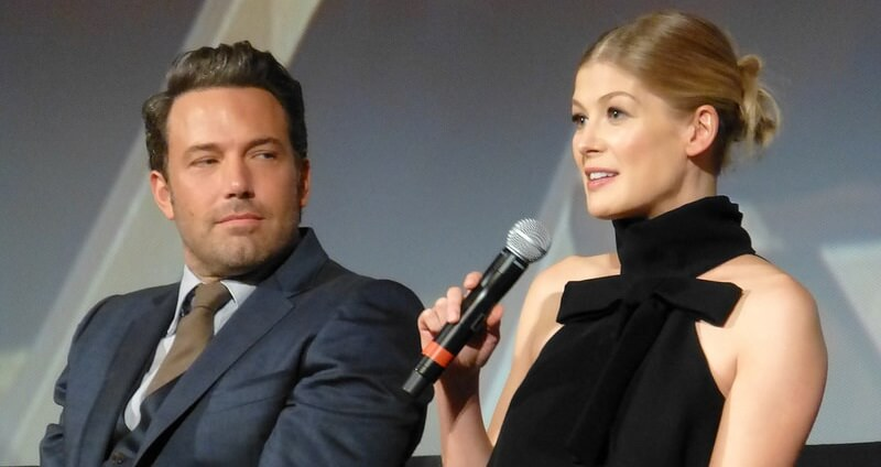 Ben Affleck, Gillian Flynn, Gone Girl, L'Inconnu Du Nord-Express