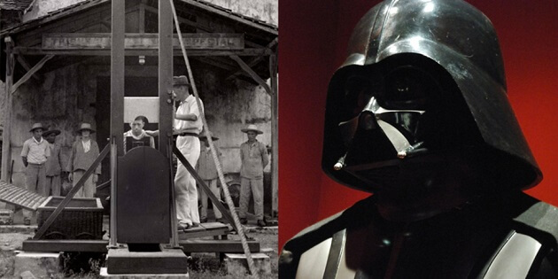 Guillotine France, Star Wars