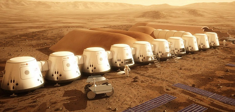 Projet Mars One