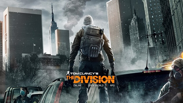 Tom Clancy's The Division, Ubisoft, Jeu 2015