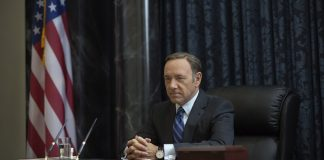 House of Cards, Bill Clinton, Kevin Spacey