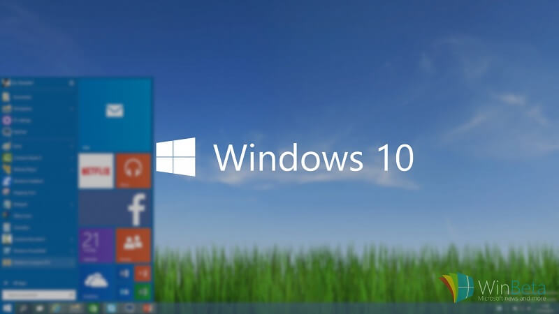 Windows 10, sortie