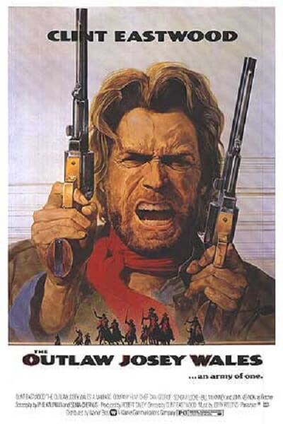 The Outlaw, Josey Wales