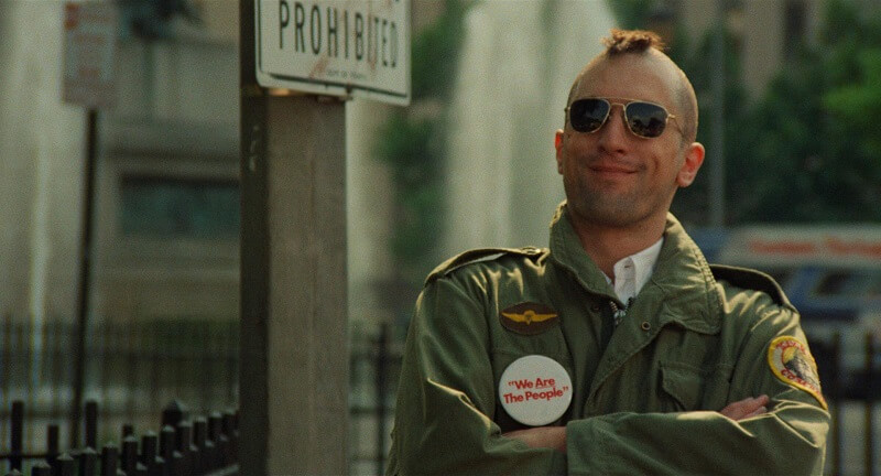 Taxi Driver, films cultes Scorsese