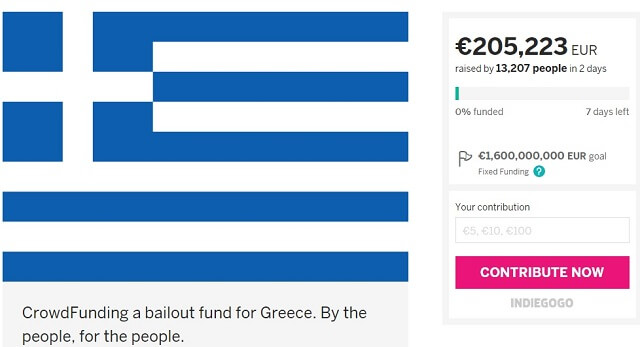 Greek Bailout Found