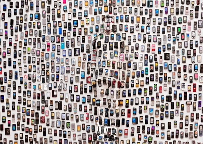 Liu Bolin, l'homme invisible