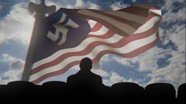 The Man In The High Castle, série nazis