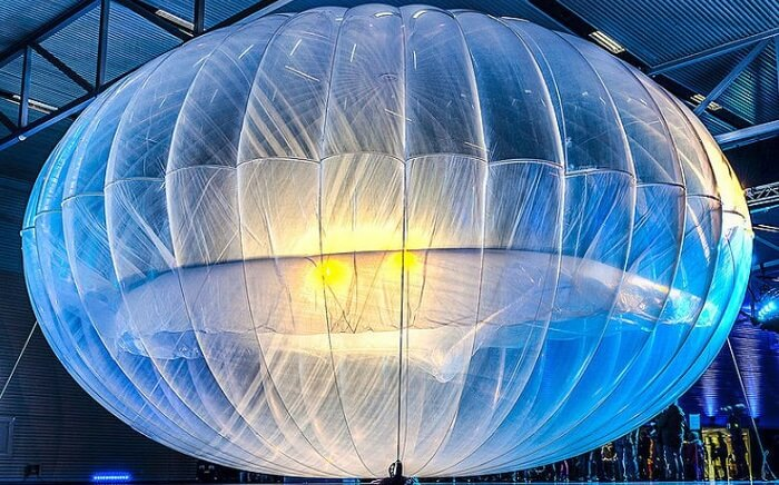 Google Project Loon, internet Sri Lanka