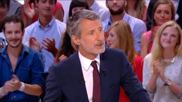 Le Grand Journal, Canal Plus, Antoine de Caunes