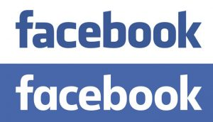 New logo Facebook, wordmark, logotype