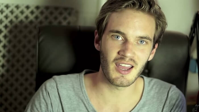 PewDiePie, youtube, réaction, salaire