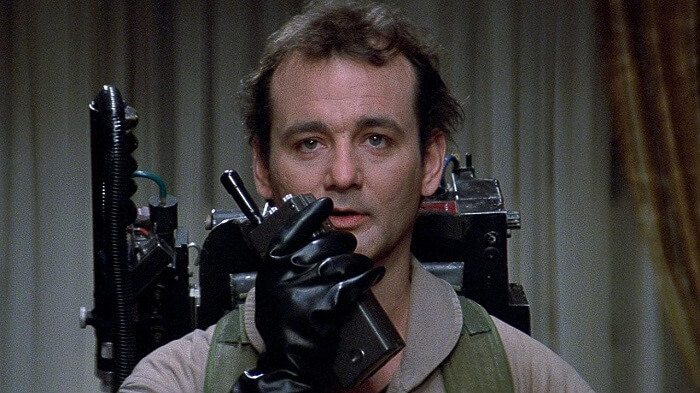 Bill Murray, Ghostbusters 3, SOS Fantômes