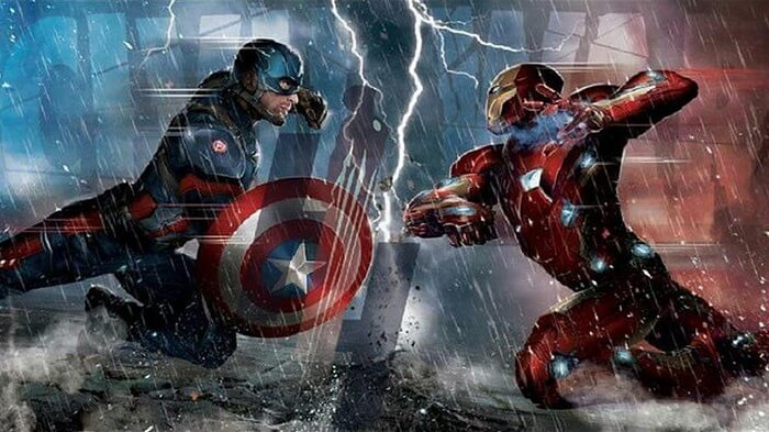 Captain America: Civil War, films, Marvel, calendrier, agenda