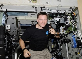 radioamateur, iss, contact