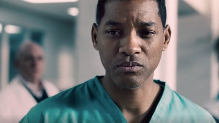 concussion, trailer, will smith