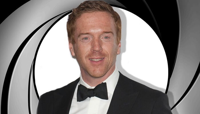 Damian Lewis, James Bond