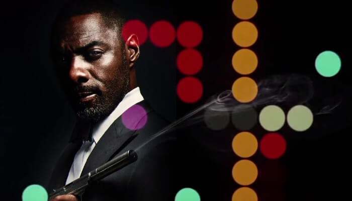 Idris Elba, James Bond, vidéo