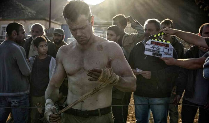 Matt Damon, Jason Bourne 5