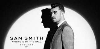 Sam Smith, Spectre, musique, James Bond
