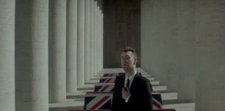 Clip, Sam Smith - Writing's On The Wall (from Spectre)