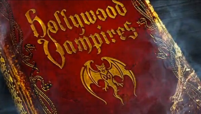 Hollywood Vampires, Johnny Depp, groupe rock, album