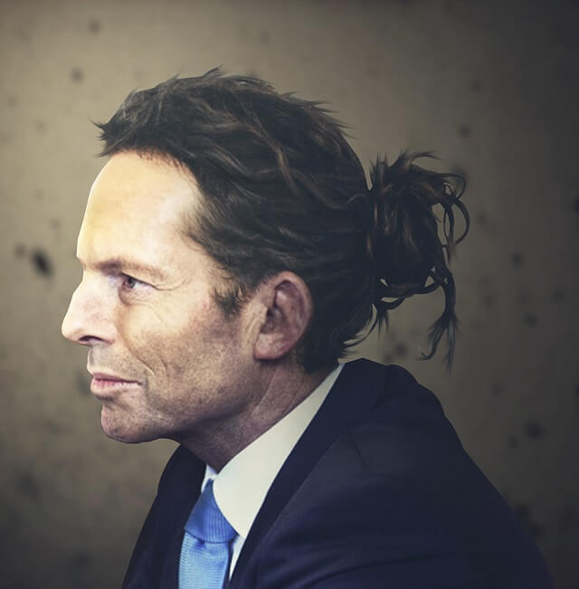 man bun politiciens hipsters