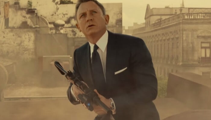 Spectre, James Bond, trailer, final