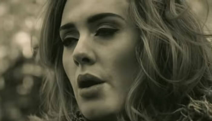 Adele, Hello, album
