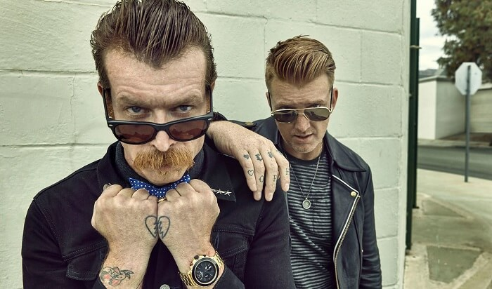 Eagles of Death Metal, rock libre, attentats de Paris