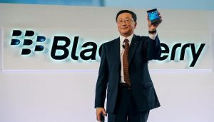 John Chen, Blackberry Priv