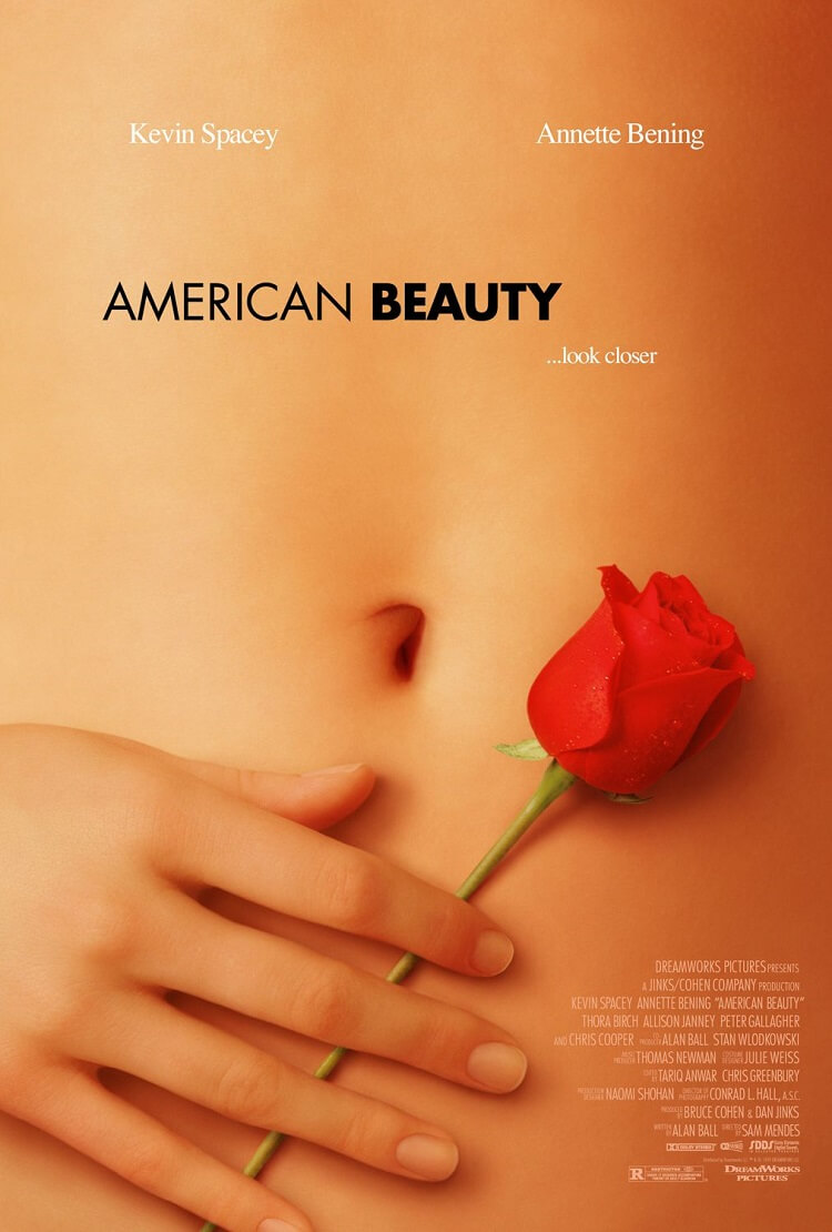 affiche de film, American Beauty