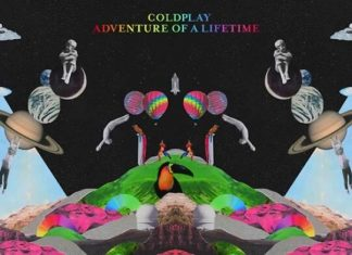 Coldplay, A Aventure of A Lifetime, album