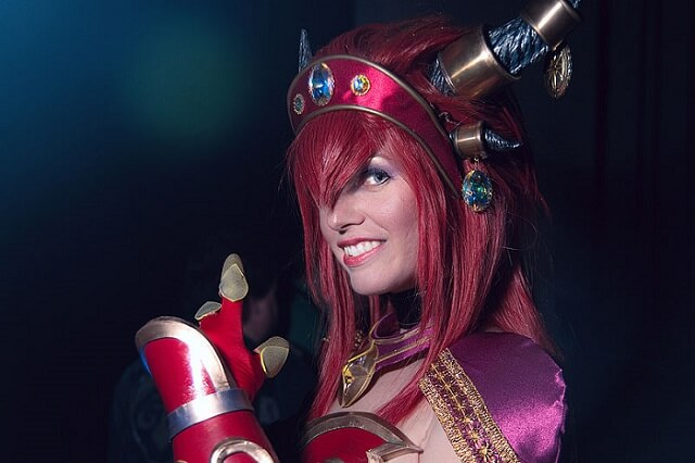 Cosplay, Blizzcon, 2010