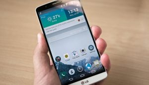 LG G3, Android 6.0 Marshmallow