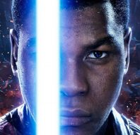 sabre laser Star Wars, photo de profil Facebook