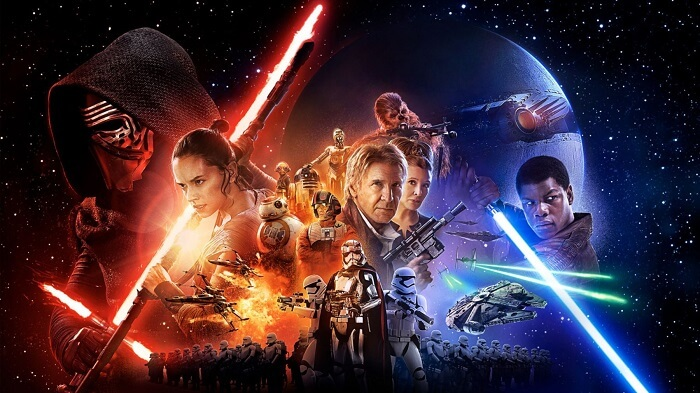 Star Wars, Le Réveil de la Force, box-office