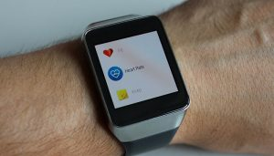 statistiques d'usage de la batterie, Smartwatch, Android Wear