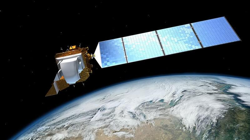 suivre un satellite en direct