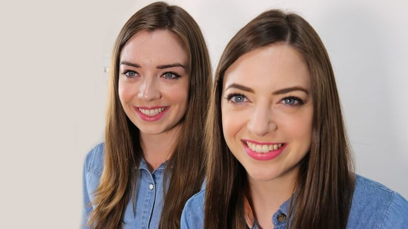 Twin Strangers, sosie site internet