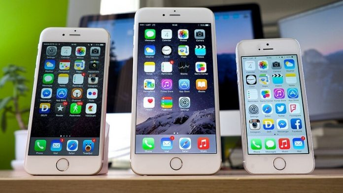 Apple, iPhone 6s, production