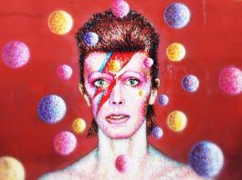 David Bowie, playlist