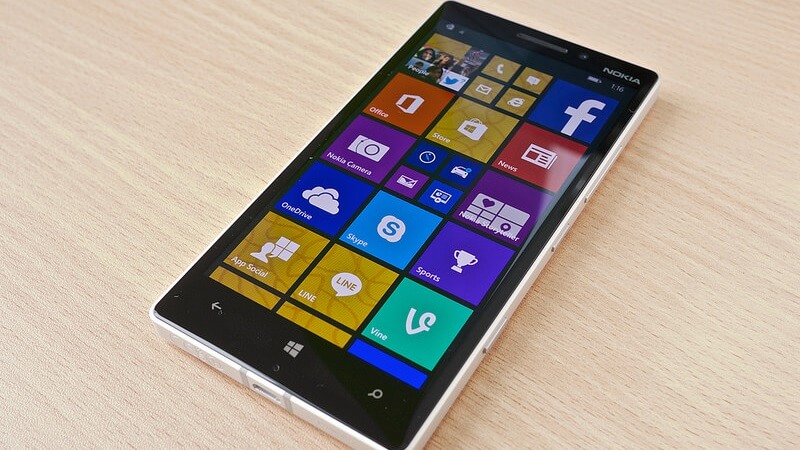 fin, Windows Phone