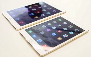 iPad Air 3, haut-parleur