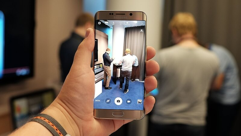 Samsung Galaxy S7, live photos