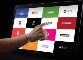 Samsung Galaxy View, tablette pro