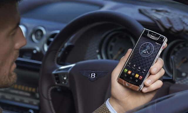 Signature Touch pour Bentley, Vertu