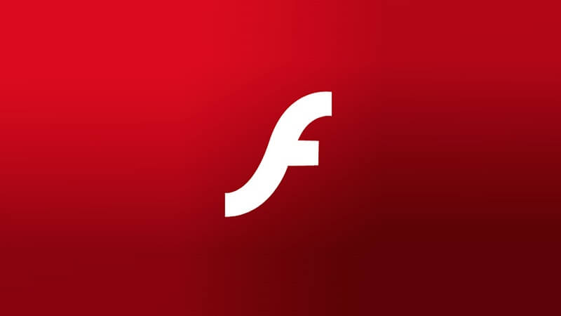 Adobe Flash, fin, arrêt, 2018