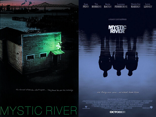 affiche de film non retenue: Mystic River